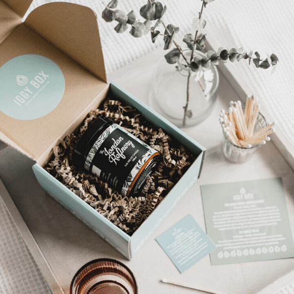 Iggy Box Candle Subscription Little One Monthly