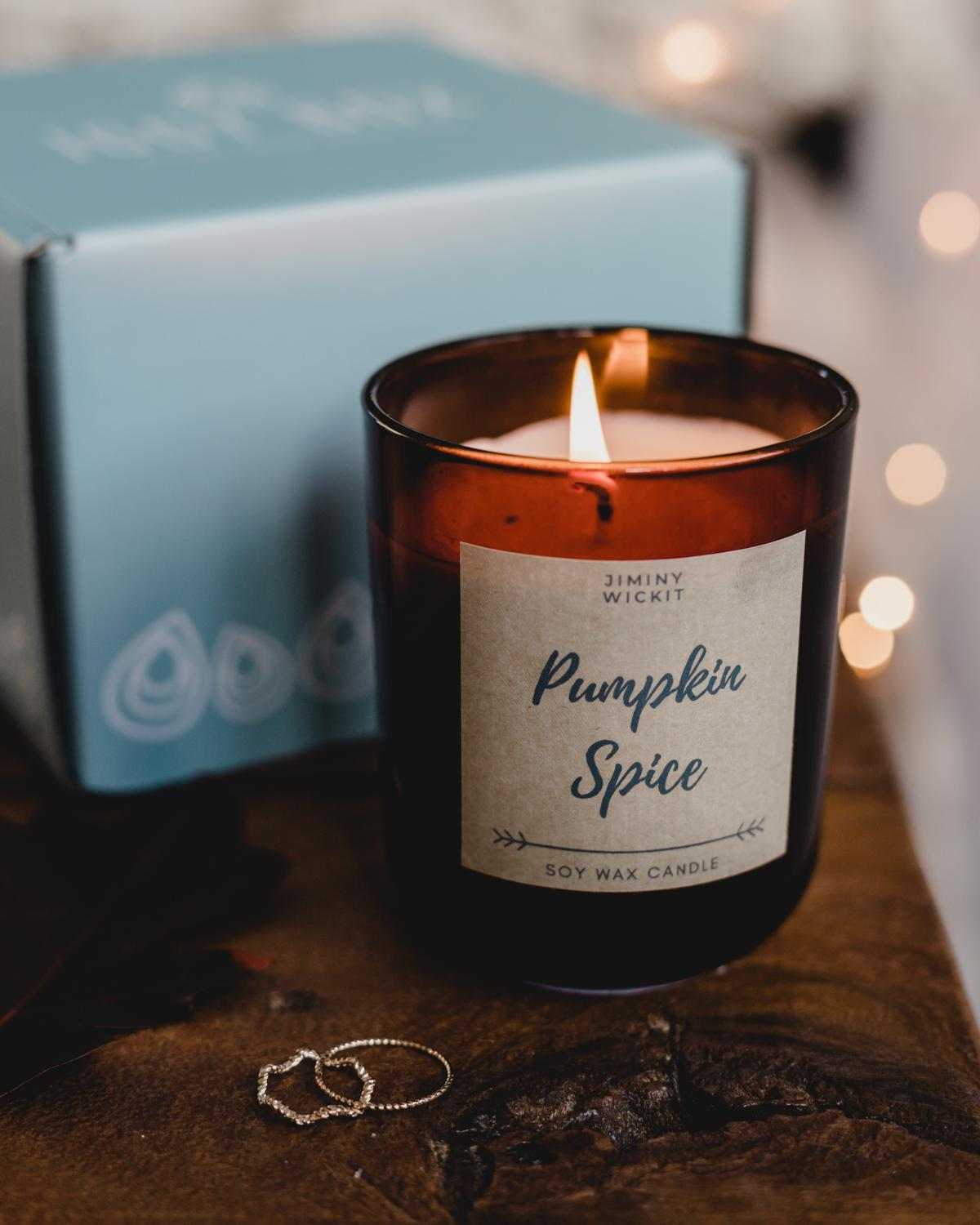 Scented candle - Pumpkin