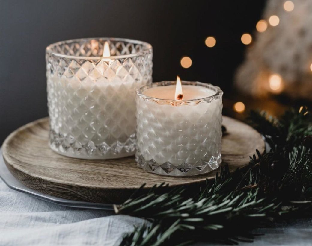 olive scented candles