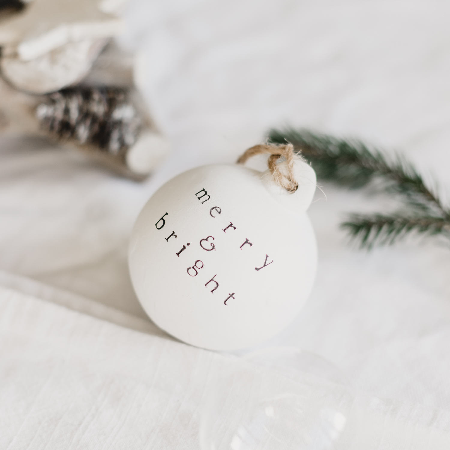 Merryn and Bright Bauble 2