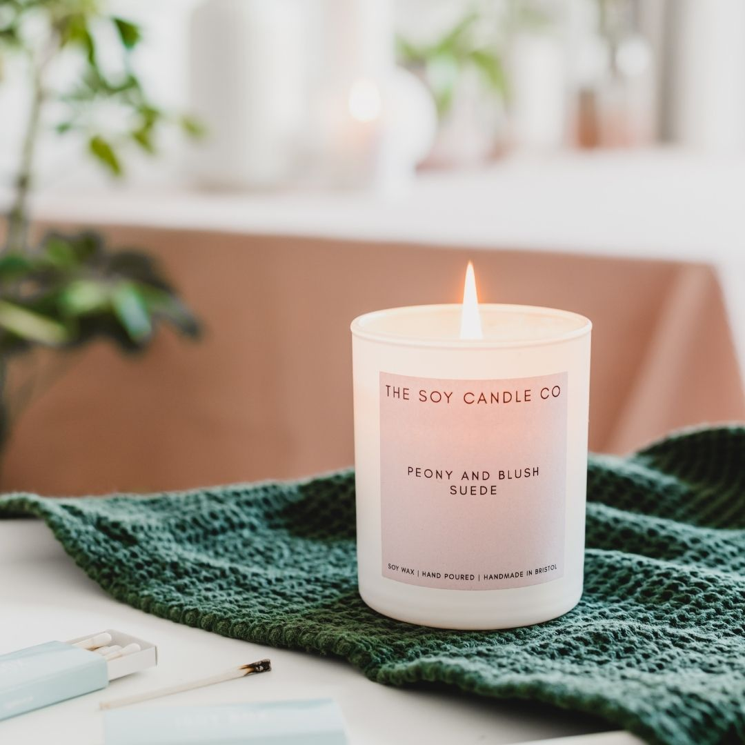 April 2021 – Candle reveal